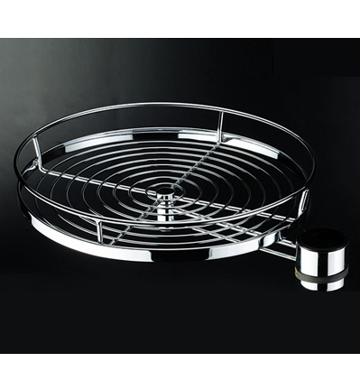 Round Rotating Tray (Wire Base)