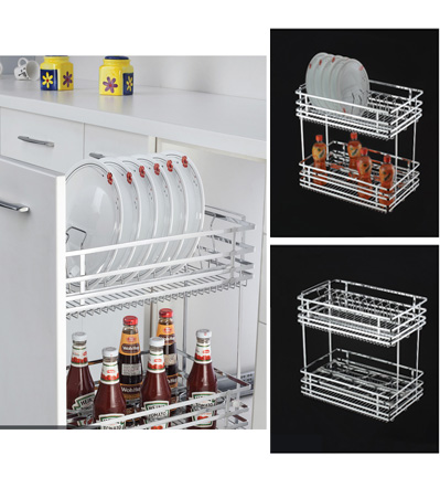 Bottle Plate Pullout