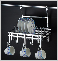 Hanging Plate Rack