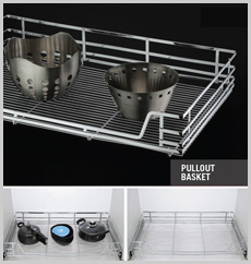 Pullout Basket
